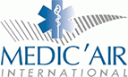 logo for medicair international